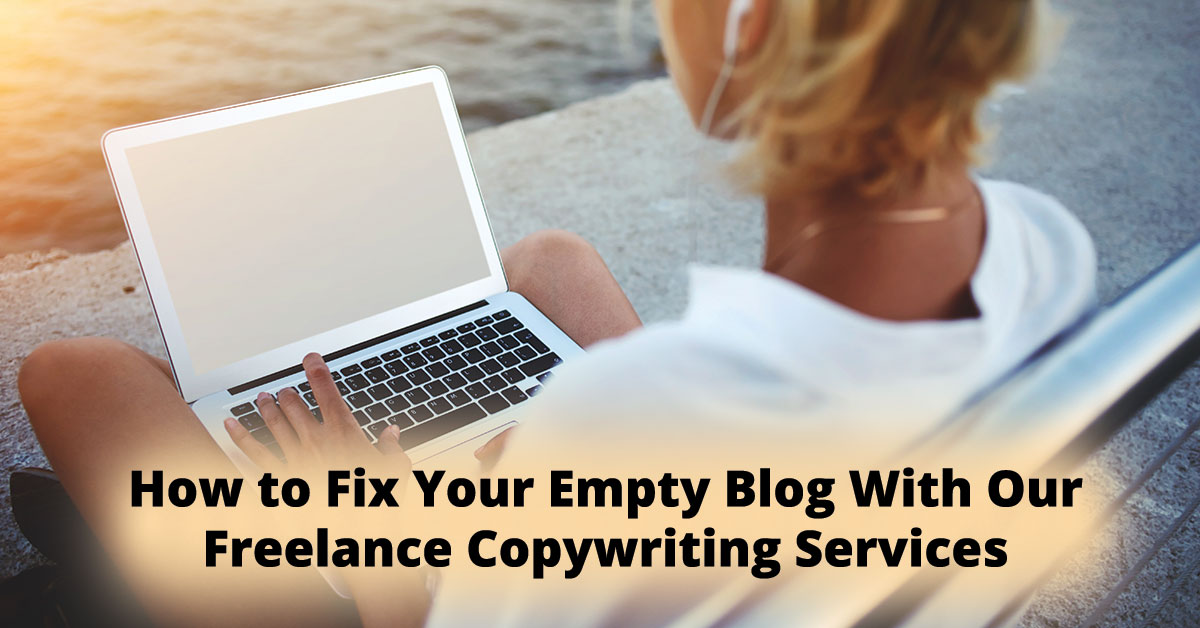freelance copywriting services