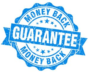 Money-Back Satisfaction Guarantee