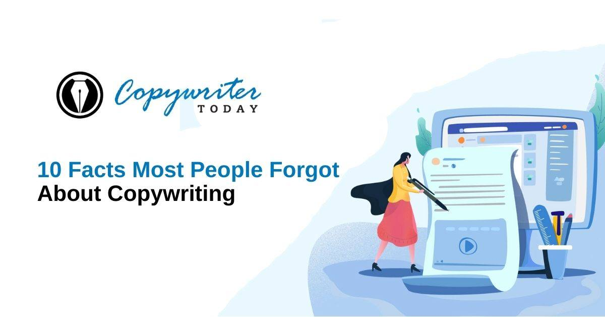 10 Facts Most People Forgot About Copywriting