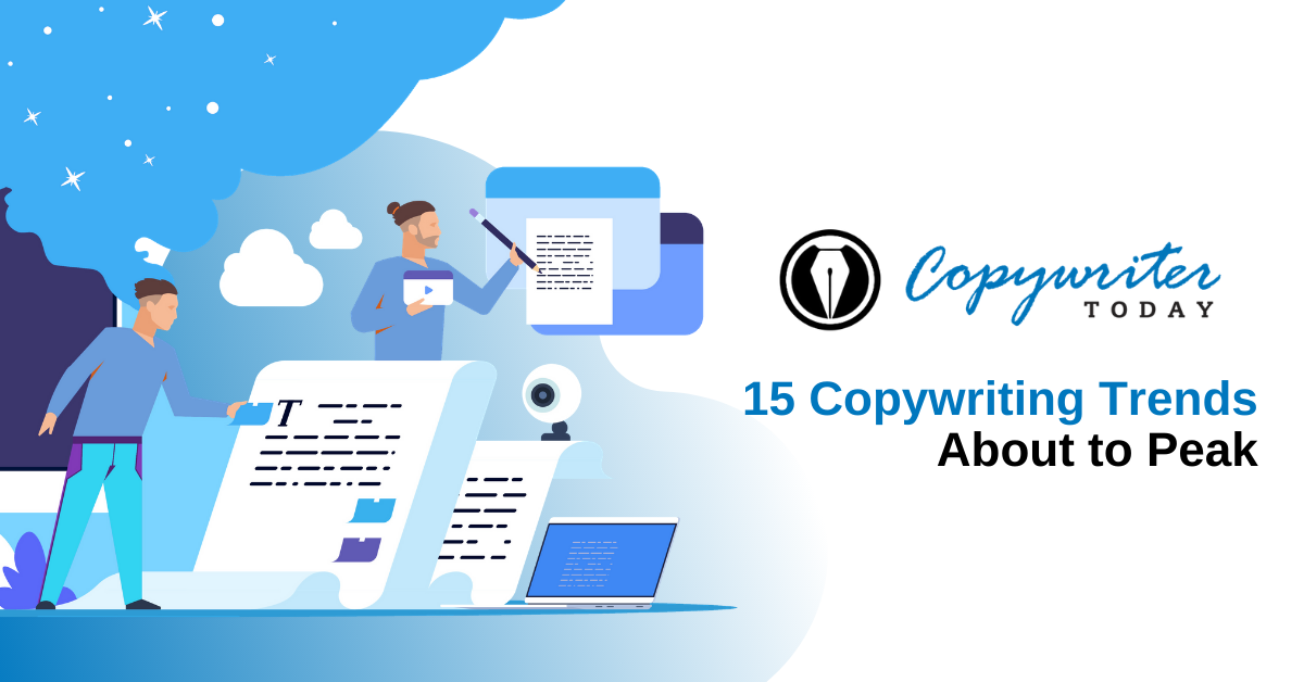 15 Copywriting Trends About to Peak