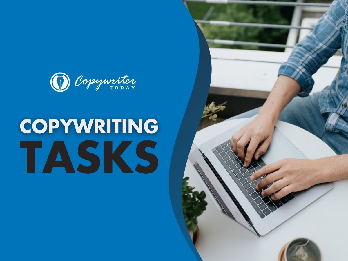 Copywriting Services The Complete List of Content Tasks