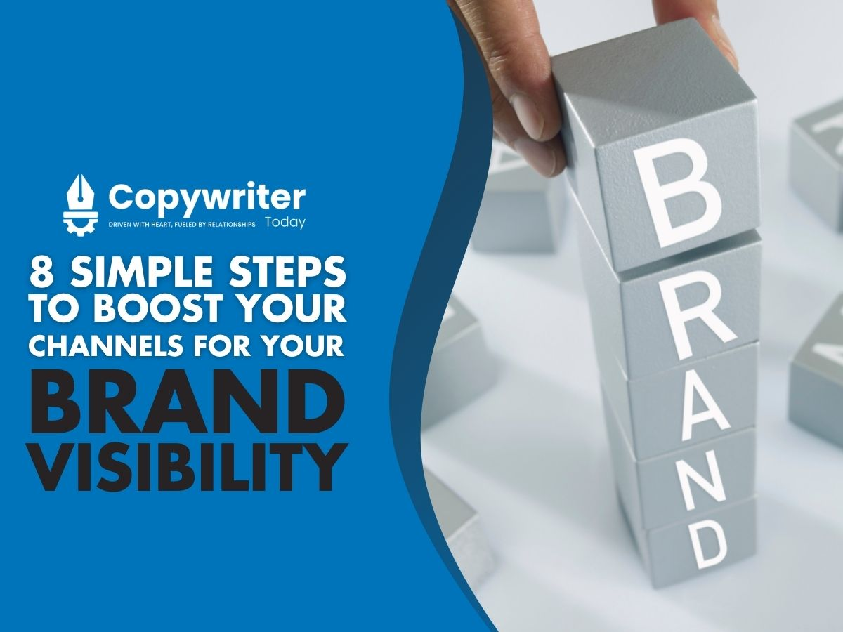 8 Tips to Write More Compelling Blog Copy